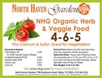 NHG Herb & Veggie food