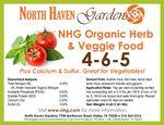 NHG Herb & Veggie food